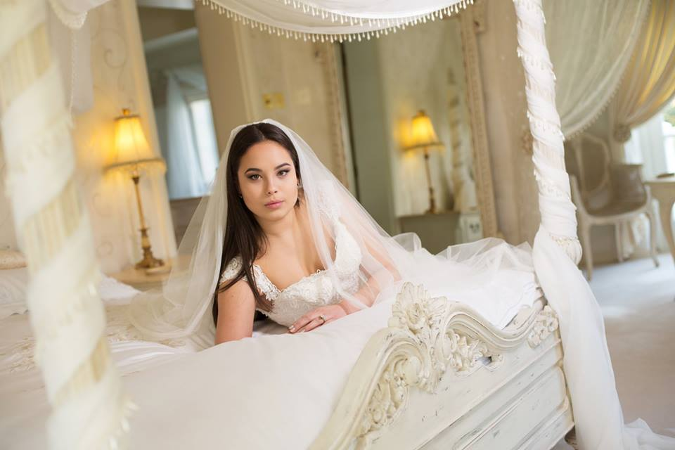 This Is A Recent Bridal Photo Shoot We Hosted For Andy Corke Photography Dresses Supplied By 7th Heaven All Other House Garden Photos Credited